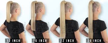 zala clip in hair extensions pony clip in hair extensions 16 22 26 inch 120gr