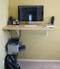Small Stand Up Desk Desk Small Stand Up Laptop With Regard To Popular Home Designs