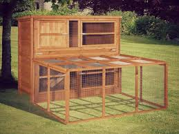 Double Rabbit Hutches Best Double Quality Large Luxury Rabbit Hutches
