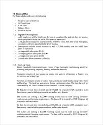 sample small business plan businessplan much needed for a better