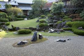 Rock Garden Zen Japanese Rock Garden