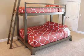 twin xl over queen bunk bed francis lofts u0026 bunks
