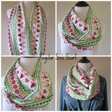 Christmas Presents For Her Christmas Gifts Fair Isle Scarf Christmas Gifts For Her