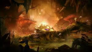 new screens for ori and the will of the wisps