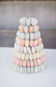 51 best macaron towers images on pinterest macaron tower
