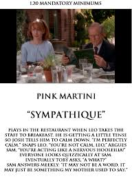 pink martini sympathique season 1 music from