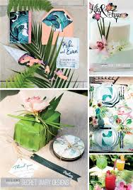 tropical photo album tropical shoot for wedding album magazine www secretdiary co za