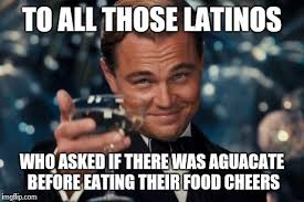 Memes Latinos - leonardo dicaprio cheers meme imgflip