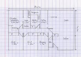 plan maison en l plain pied 3 chambres plan maison simple 3 chambres plans de maisons modernes en afriqueu