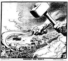 Iron Curtain Political Cartoons 44 Best Political Cartoons 1900 1950 Images On Pinterest