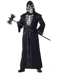 Scary Halloween Costumes For Men Crypt Master Costume Costume Scary Halloween Costume At