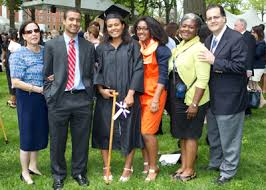 commencement information for families amherst college
