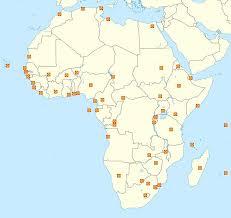 africa map quiz capitals minefield map capitals quiz