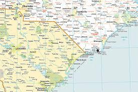 Nc Maps Oak Island North Carolina Map Adriftskateshop