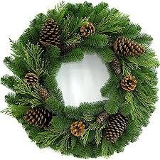 fresh christmas wreaths fresh christmas wreaths for front door