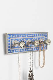 Jewelry Wall Hanger 122 Best Wall Hook Images On Pinterest Anthropology Wall Hooks