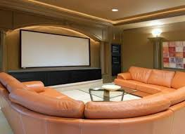 home theatre interior design pictures samsung home theater stylish entertainment theatre design room