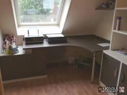 bureau sous pente amnagement sous combles best chambre moderne sous pente bureau