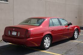 pre owned one owner 2002 cadillac deville sedan northbrook il