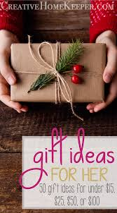 great gift ideas for her creative home keeper