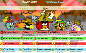 angry birds epic classes additional flock
