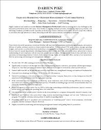Examples Of Bartending Resumes Early Childhood Education Resume Samples Free Resume Example And