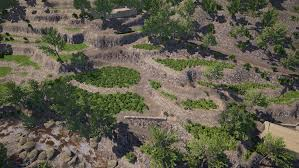 Korengal Valley Map Korengal Valley 4km Wip Archive Squad Forums