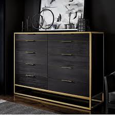 Crate And Barrel Sideboard Monochromatic Interior Design Ideas Crate And Barrel