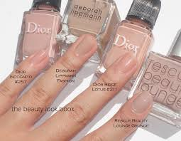 color focus pink for nails the beauty look book