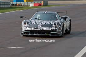 future pagani new pagani huayra bc takes to the track by car magazine