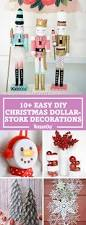 dollar store christmas decorations christmas decor from the