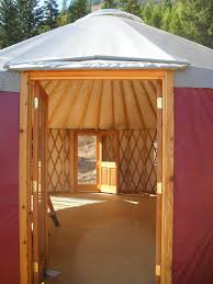 yurt custom options
