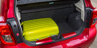 nissan micra trunk space 2015 nissan micra st review caradvice