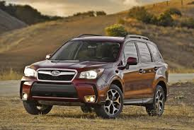 subaru mini pickup 2014 subaru forester xt six month road test what u0027s new for 2015