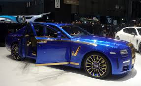 mansory cars for sale mansory u0027s rolls royce ghost of auto show present is scaring us