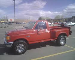 1959 F150 1987 Ford F150 1987 F 150 Short Box Step Side Info Wanted