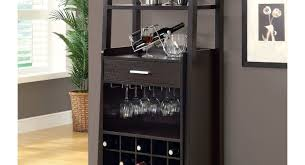 Glass Door Bar Cabinet Bar Diy Liquor Cabinet With Black Sliding Glass Door Used Mid