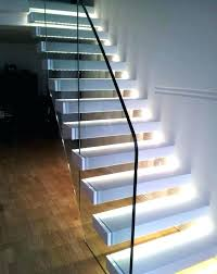 solar stair lights indoor led step lighting indoor garden lights attractive outdoor steps