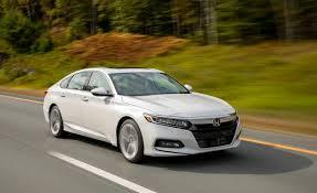 2018 honda accord starts at 24 445 offers manual transmission