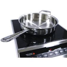 Panasonic Induction Cooktop Panasonic Met All Commercial Induction Cooktop 15 25 32