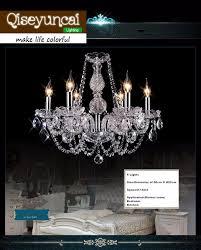 lustres pour cuisine moderne led lustre pour cuisine chambre verre k9 cristal de