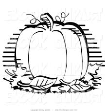 thanksgiving leaves clipart vector clip art of a perfectly round halloween or thanksgiving