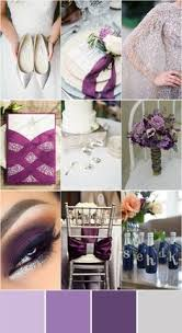 Colors Of Purple 5 Different Shades Of Purple Wedding Colors Purple Wedding