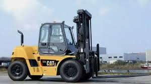 caterpillar cat dp80n forklift lift trucks 6m60 tl diesel engine