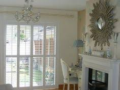 Plantation Shutters On Sliding Patio Doors by 3 Panel Plantation Shutters In Silk White Supplied And Fit By