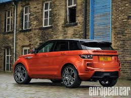 land rover kahn kahn design range rover evoque web exclusive photo u0026 image gallery