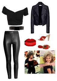 Greasers Halloween Costumes 25 Grease Costumes Ideas Sandy Grease Costume