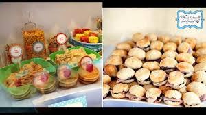 best food ideas buffet