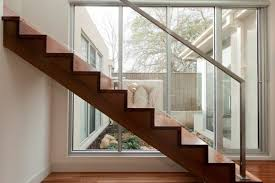 Banister Glass 40 Stair Railings Of Glass U2013 Airy Feel In The Interior Design Of
