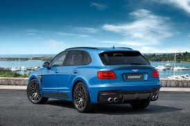 bentley turbo r slammed startech pumps up bentley bentayga with widebody kit